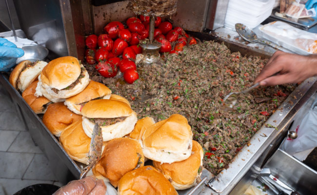 The best egyptian cuisine in cairo is found in the back streets
