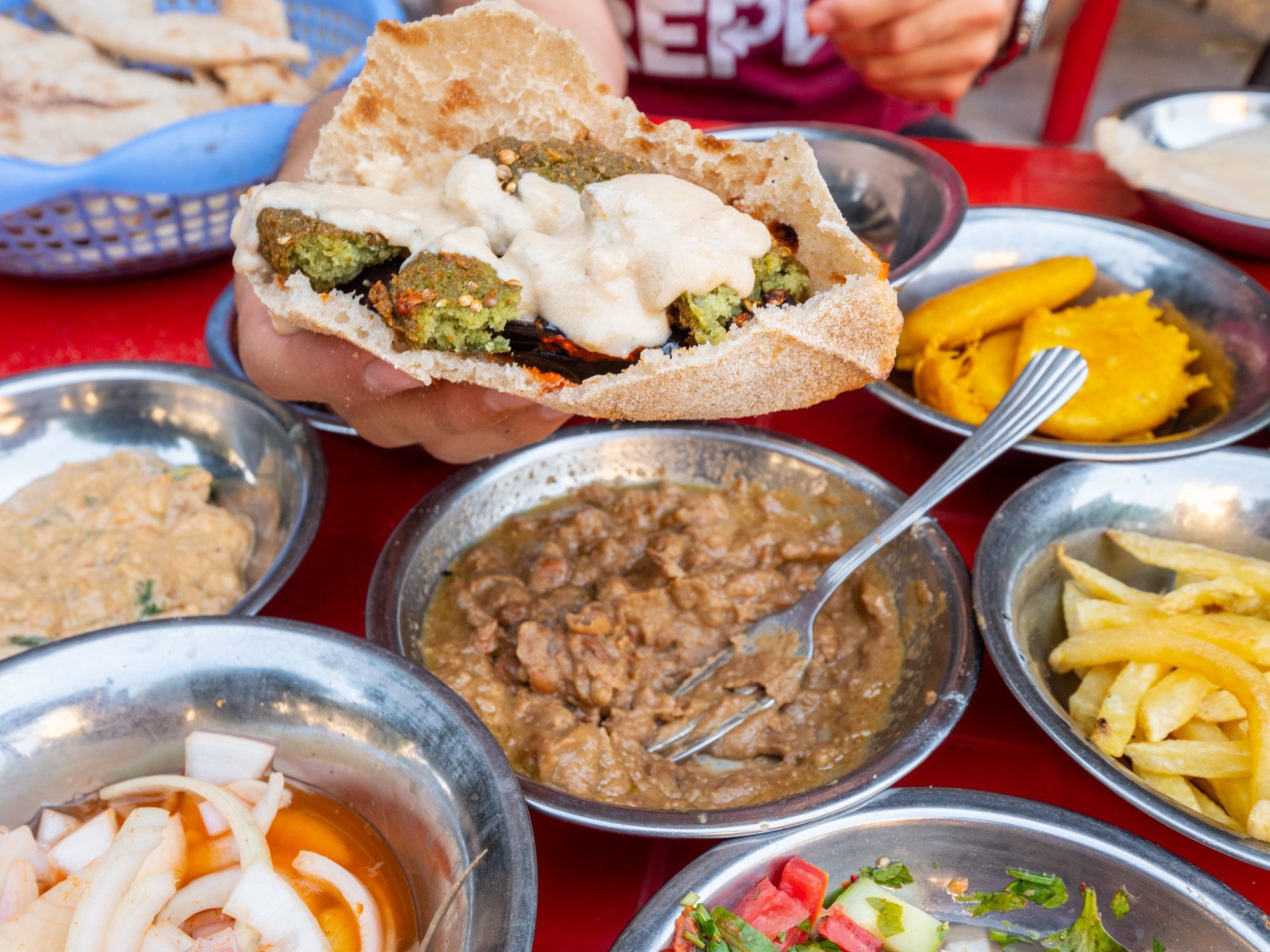 Egyptian Food Guide To Cairo Egypt 6 Cairo Foods You Must Eat The Food Ranger