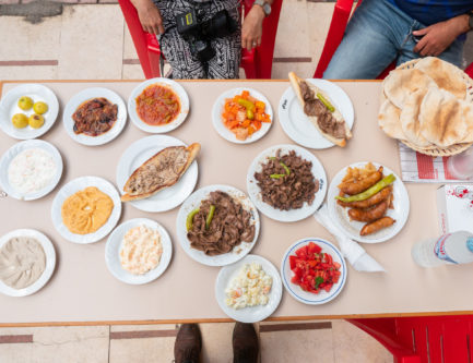 egyptian street food guide in alexandria