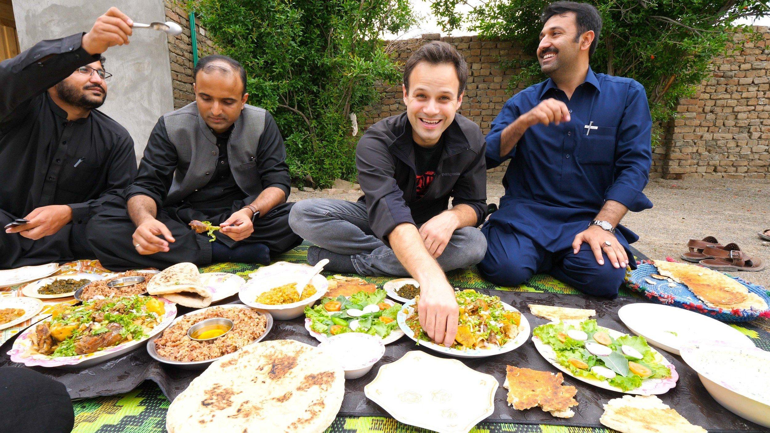 North waziristan food