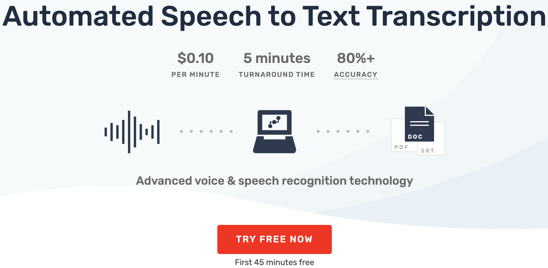 one of the best free transcription and captioning services for 2020
